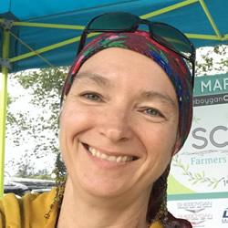 Maria Camara, Farmers Market Coordinator