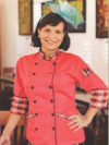 Chef Barkha Limbu Daily, owner of the cheel