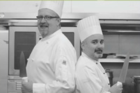 Chef Joe Johnson & Chef Mark Wagner